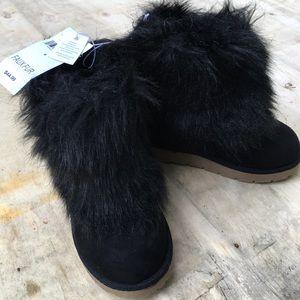 Baby Black Gap Boots